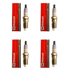 New Set of 4 Motorcraft SP486 Spark Plug-Finewire Platinum AGSF42FM AGSF42FMF6