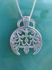 Pendant geburtsmotiv Tunisia Birth Africa Sterling Silver 925 Replica