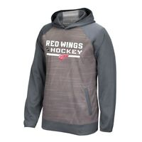 Detroit Red Wings Reebok Center Ice TNT Authentic Locker Pullover Hoodie Men's