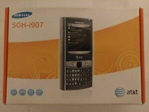 Samsung Epix SGH-I907 - Black (AT&T) QWERTY Smartphone Brand New,Open Box
