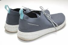 Wesc Mens Shoes Sneakers PL Round Runner Size 12 Micro Light Blue