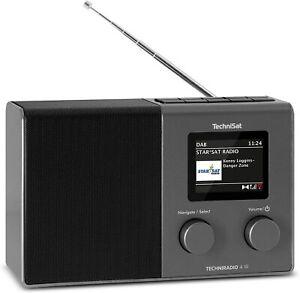TechniSat TECHNIRADIO 4 IR Internet DAB+ UKW DAB+ Worldwide Internet radio WiFi