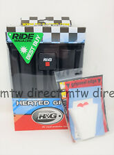 R&G HEATED GRIPS SUZUKI GSX1250FA  - 22mm HANDLEBARS DIAMETER & FREE V SPONGE