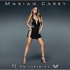 MARIAH CAREY - #1 TO INFINITY NEW & SEALED CD