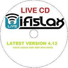 CD Wifislax live cd linux wireless testing pentest wifi hacker crack wi-fi hack