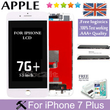 for Apple iPhone 7 Plus White Screen LCD Touch Digitizer Assembly Replacement