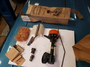 NOS Ford Model T Distributor Triple Fire 12 Point Contact Ignition Model A 1926