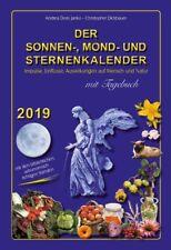 Der Sonnen-, Mond- und Sternenkalender 2019 - Janko / Dickbauer
