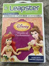 Leapster Learning Games Ni Hao Kai-lan, My Amusement Park & World of Enchantment