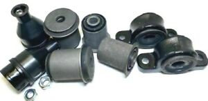 8PC FRONT LOWER CONTROL ARM BUSHING FOR 2006-2010 JEEP COMMANDER GRAND CHEROKEE