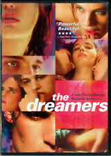 The Dreamers Movie on a Dvd by Bernardo Bertolucci with Eva Green Nude Erotic R!