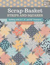 Scrap - Basket Strips and Squares Kim Brackett