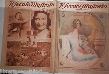 Maria Jose Savoia rapimento di Lindbergh Razionalismo Rosy Dolly Beverly Hills