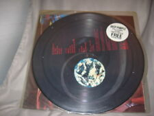 DEEP PURPLE Fireball' 1985 UK picture Disc  LP w/poster and hype sticker[INV-15]