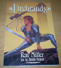 FIREBRANDS Heroines SF & Fantasy Ron Miller PAPER TIGER rist. 1°ediz. 1998