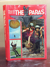 THE PARAS By Frank Hilton - 1983, British Army airborne paratroopers