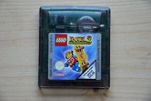 GBC - Lego Insel 2 für Nintendo GameBoy Color