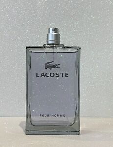 Lacoste Pour Homme Eau De Toilette 100ml (Please, read description)