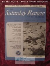 SATURDAY REVIEW December 25 1943 FREDERICK J. HOFFMAN MELVILLE CANE