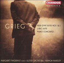 Grieg: Peer Gynt Suites Nos. 1 & 2; Lyric Suite; Piano Concerto, New Music