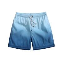 Mens Surf Board Shorts Quick Dry Swimming Trunks Beach Shorts Boardshorts