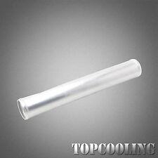 "1.77"" 45MM OD Aluminum Turbo Intercooler Pipe Tube Tubing Straight"