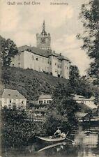 Germany Gruss aus Bad Cleve Schwanenburg 03.66