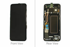 LCD Screen For Samsung Galaxy S8 SM-G950F Black with Frame Digitizer Assembly