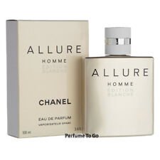 CHANEL ALLURE HOMME EDITION BLANCHE MEN * 3.4 oz (100 ml) EDP Spray NEW & SEALED