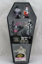 The Nightmare Before Christmas Figurine Gift Set, Oogie Boogie, Jack, Applause