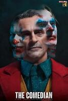 1:6 TOYS ERA PE004 The Comedian Joker Jacques w/Three Heads Solider Full Set