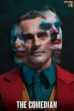 1:6 TOYS ERA PE004 The Comedian Joker Jacques w/Three Heads Solider Full Set