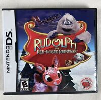 Rudolph The Red-Nosed Reindeer - Nintendo DS