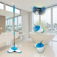 Home Hand Push Spin Broom Household Floor Dust Cleaning Cleaner Sweeper Mop Tool