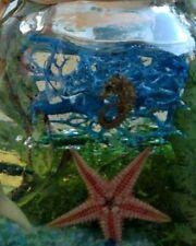 Tropical Florida Sand Beach Ocean Aquarium Sea Shells Seascapes In A Bottle #57