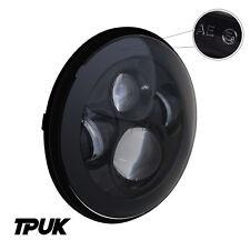 "Harley Davidson 7"" Daymaker Projector Headlight / Black & E-Marked"