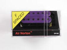 DiMarzio F-spaced Air Norton Humbucker Purple W/Black Poles DP 193