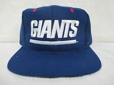 New York Giants New Era Pro Model Fitted 6 7/8 Coast Collection NFL Cap Hat Rare