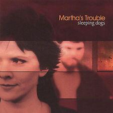 Marthas Trouble : Sleeping Dogs CD