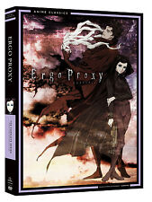 Ergo Proxy: Box Set (Classic) (2012) DVD New! Anime Complete Series collection
