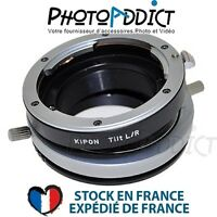 KIPON LR M4/3 T - Bague d'adaptation à basculement de Leica R vers Micro 4/3