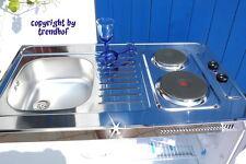 Miniküche Mit Kühlschrank Und Geschirrspüler : Miniküche günstig kaufen ebay