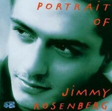 JIMMY ROSENBERG - PORTRAIT OF JIMMY ROSENBERG USED - VERY GOOD CD
