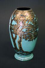 WMF IKORA Metall Vase  Art deco , sehr groß !
