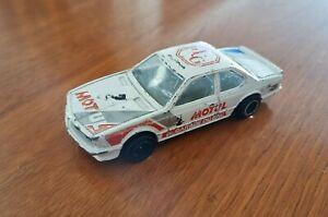 Corgi Toys Vintage Die-cast Motul BMW 635 csi 1:43 Vehicle Rare Free Postage