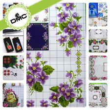 UZ-42 Cross Stitch DMC Embroidery Patterns - Flower borders