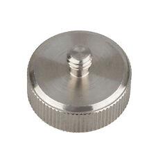 """CAMVATE Metal adapter mit Screw 1/4"""" to Tripod mit Screw 3/8"""" für Kameras"""