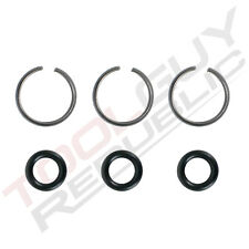 """3/8"""" Impact Wrench Socket Retainer Retaining Ring with O-Ring - 3 Sets"""