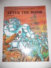 Teenage Mutant Ninja TurtlesTMNT After The Bomb Supplement VFNM Palladium 1990