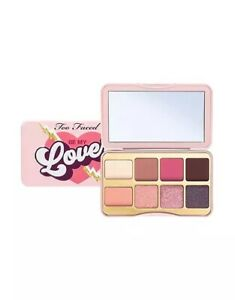 NIB TOO FACED ~ Be My Lover ~ Doll Size Eyeshadow Palette Rose Smell